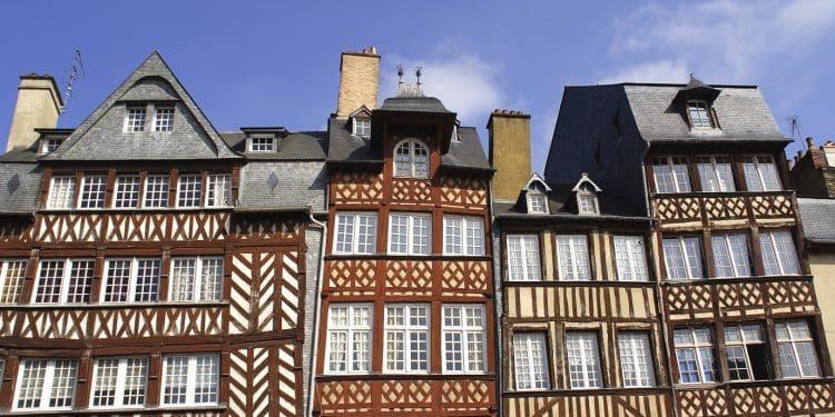 Monuments à Rennes
