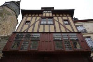 maison atypique de l'architecture de rennes