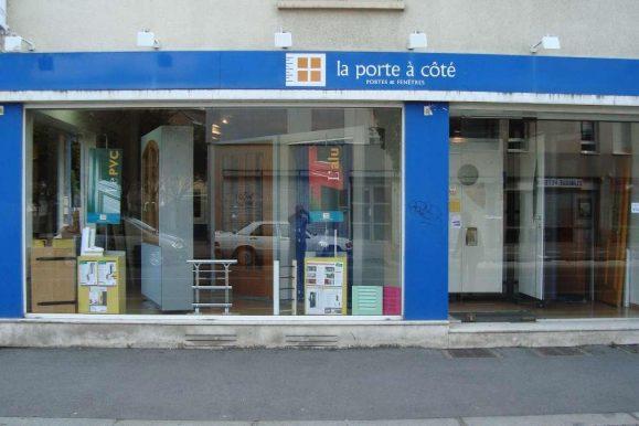 La Porte à Côté : spécialiste des fermetures à Rennes